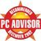 PC Advisor Recommended Award.