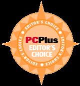 PC Plus Editor's choice award.