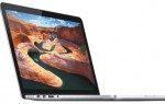 Picture of a Retina MacBook Pro.