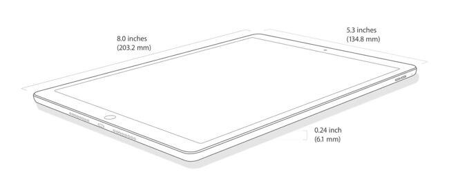 iPad Mini 4 (AKA iPad Mini Retina 3)