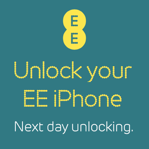 Factory Unlock your EE iPhone