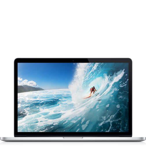 15 inch Retina MacBook Pro A1398.