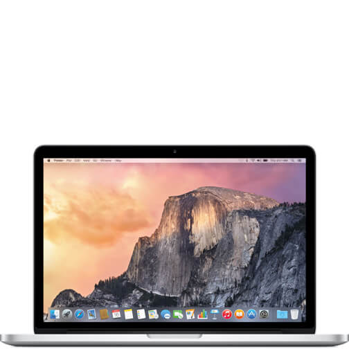 15-inch MacBook Pro (with Retina Display)
