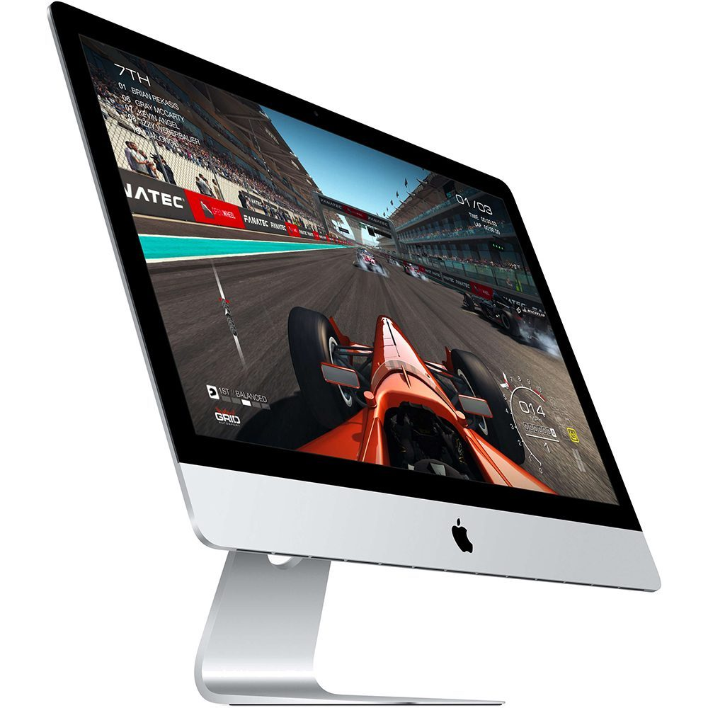 An iMac from 2014