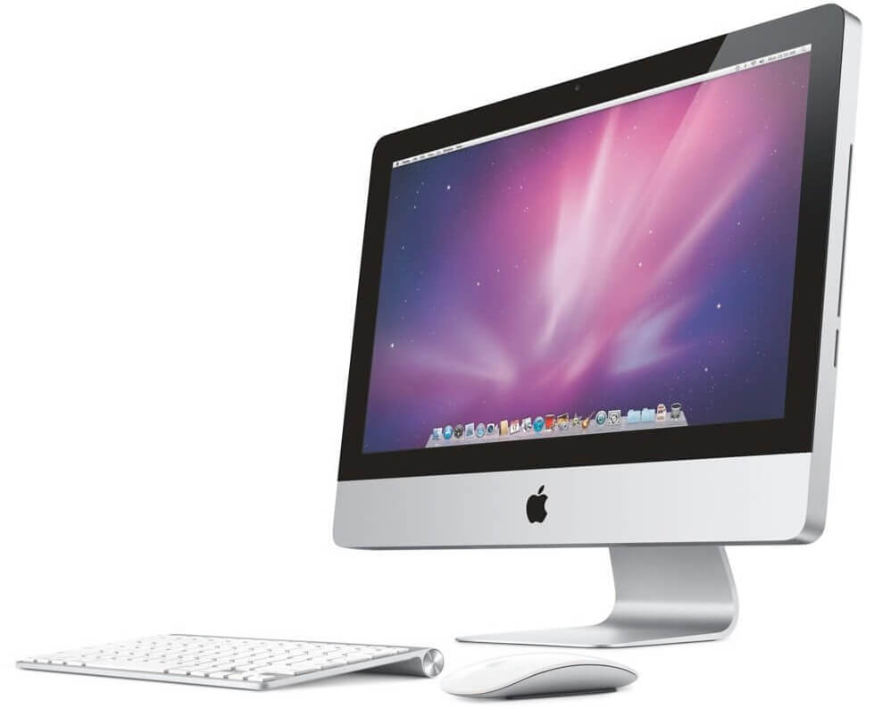 an iMac from 2011