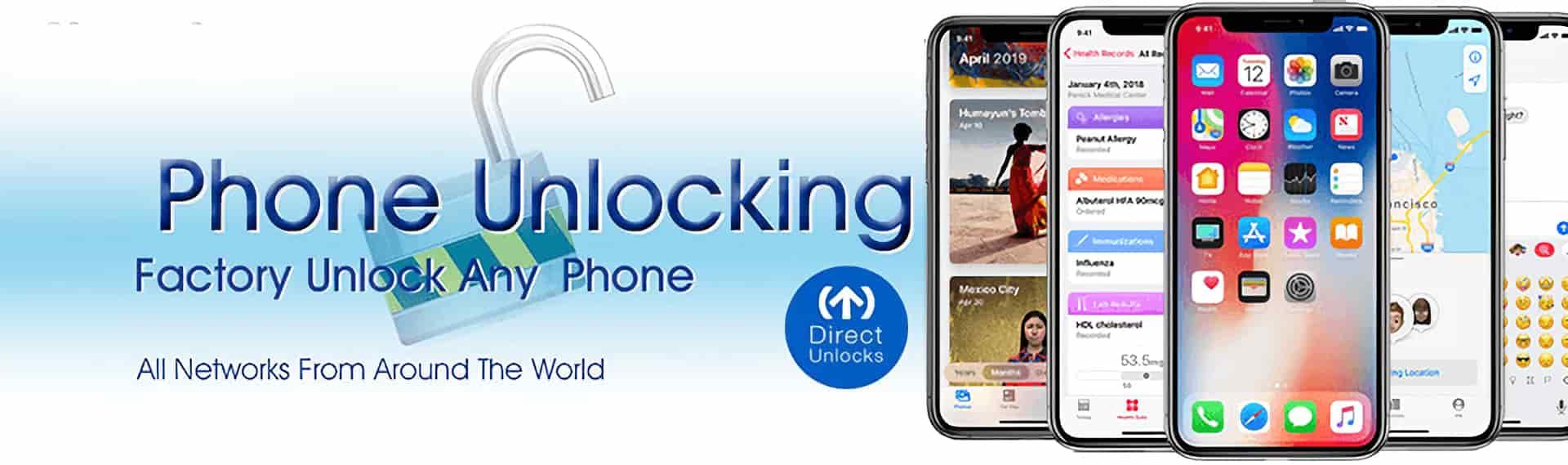 Permanently unlock your iPhone.
