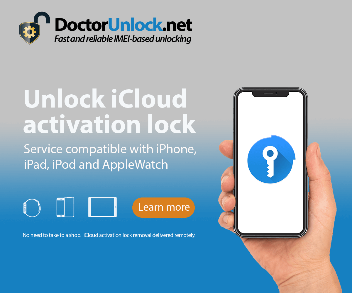 Remove iCloud password from your iPhone or iPad.