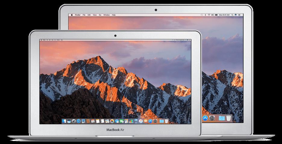 MacBook Air (2010 – 2017)