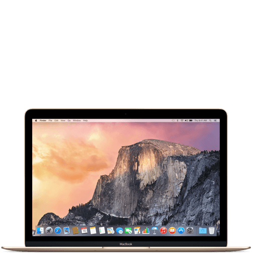 12-inch MacBook with Retina Display