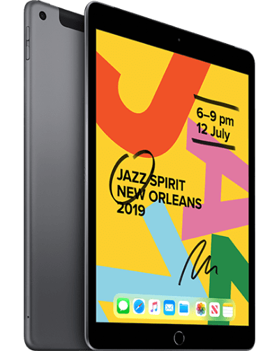 iPad 7th Generation (2019).