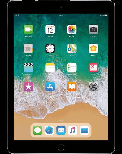 iPad 9.7 inch iPad Pro.
